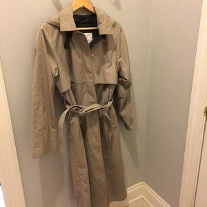 London Fog Raincoat, open to offers